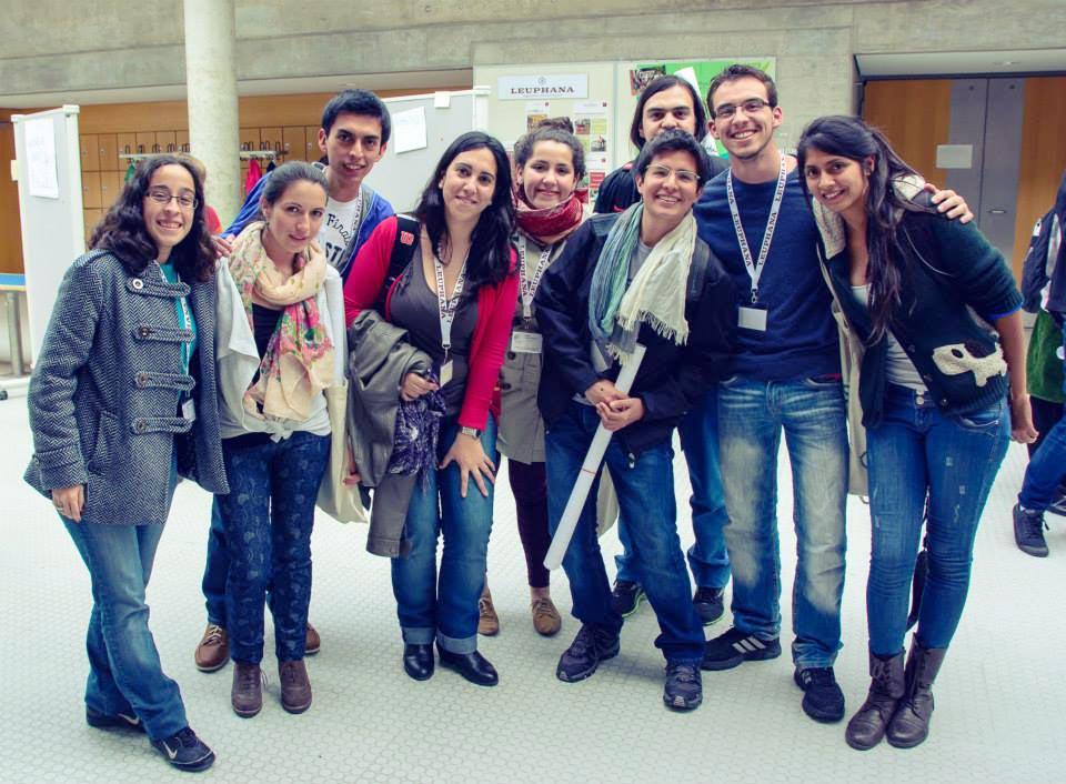 Delegados de Latinoamérica presentes