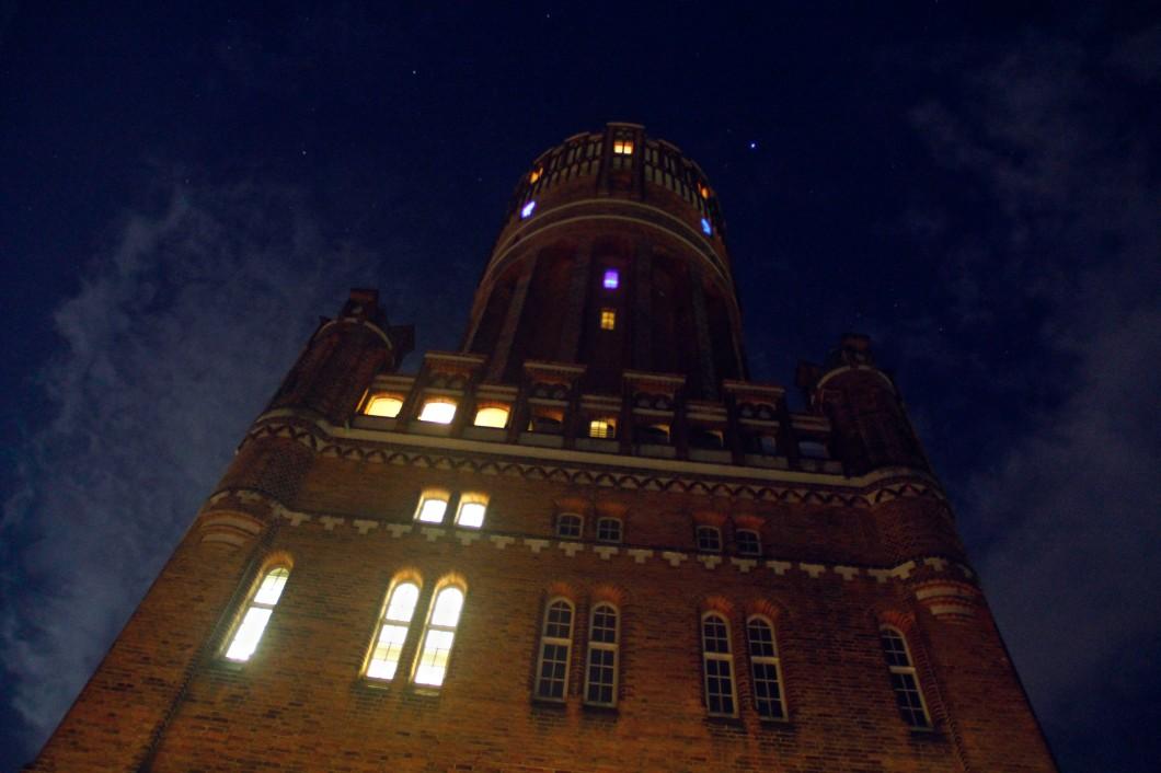 Torre de Agua, Lüneburg