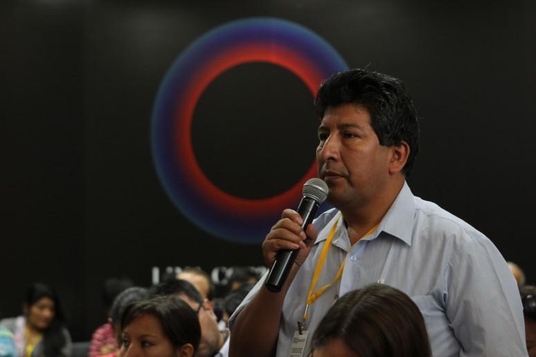 El Ministerio de Ambiente recibió S/.175 millones de parte del MEF para la preparación de la COP20, a la cual asistirían hasta 20 mil participantes. (Foto: Flickr Ministerio del Ambiente).