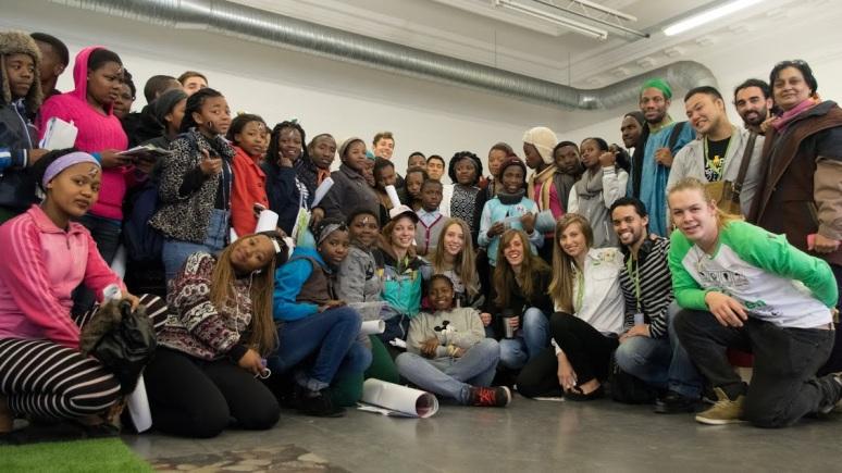Foto grupal de los participantes del WSEN 2014.