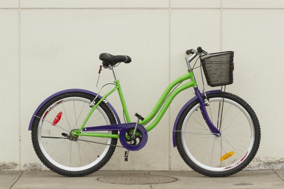 Bici-PUCP, una idea para transporte dentro de la universidad. (Foto: PuntoEdu)