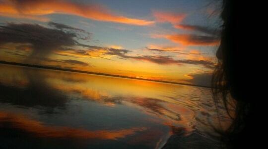 Una integrante de Munay se fue a Brasil y siguió el camino del río Amazonas.
