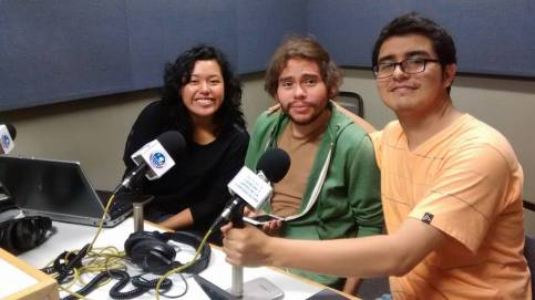 Conductores de Radio Estoy Verde